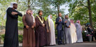 Camp David-Arabs
