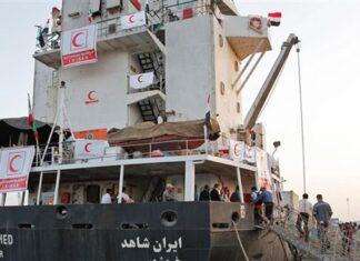 Iran ship to yemen