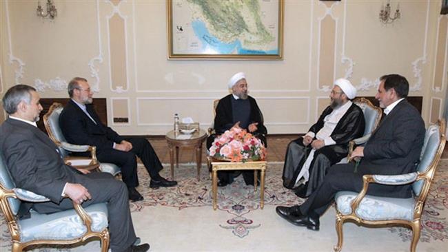Rouhani-Larijani