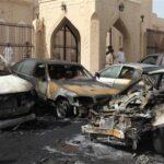 Saudi shia mosque attakcked
