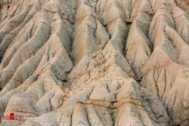 Splendid Beauty of Martian Mountains in SE Iran (29)