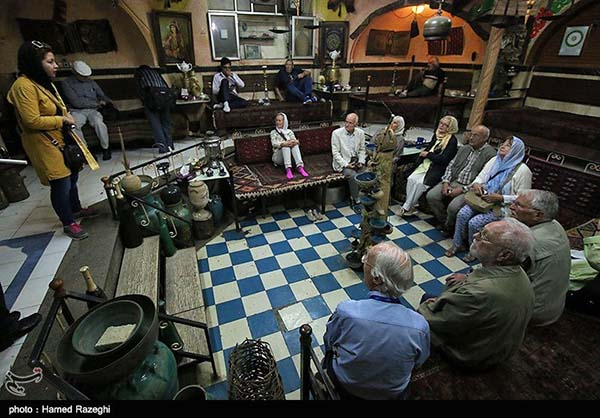Thousand And One Nights Train In Iran Photos