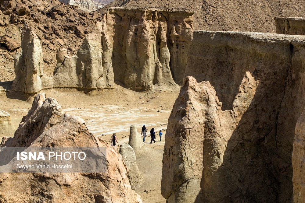Valley of Stars on Qeshm Island