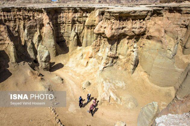 Amazing phenomenon of Qeshm Island