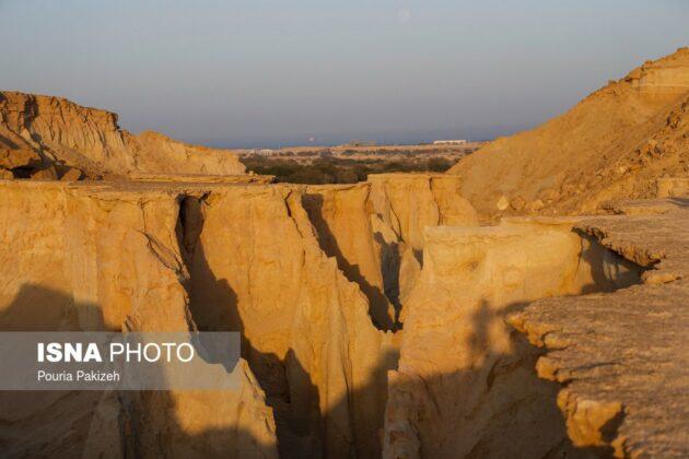 Amazing geological features of Qeshm Island