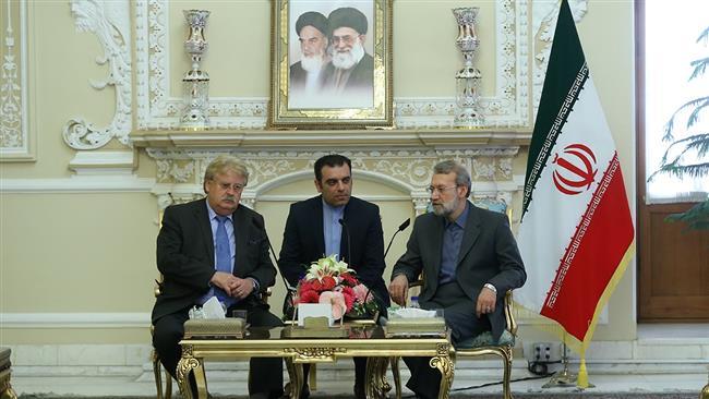 Ali Larijani-Europian