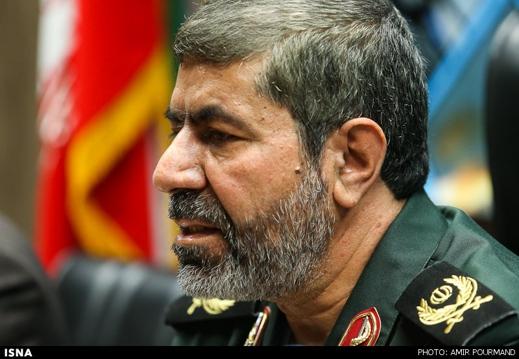 Brigadier General Ramezan Sharif