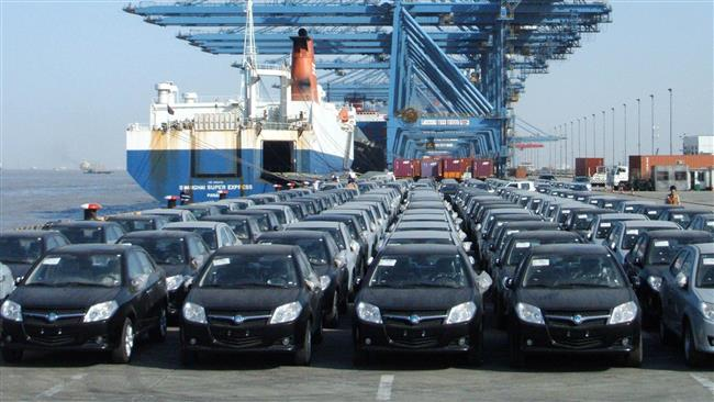 Cars import