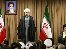 Rouhani-Leader