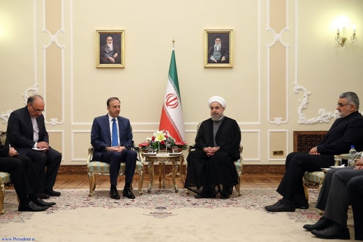 Rouhani-Syria