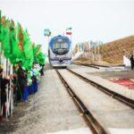 Silk Road railway