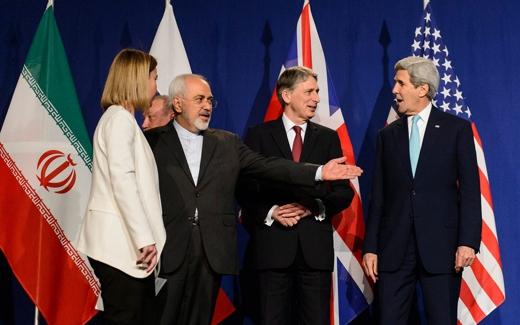 Iran nuclear deal