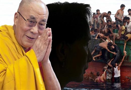 Minority Rohingya Muslims