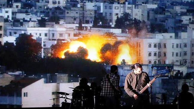 ruck band-palestine