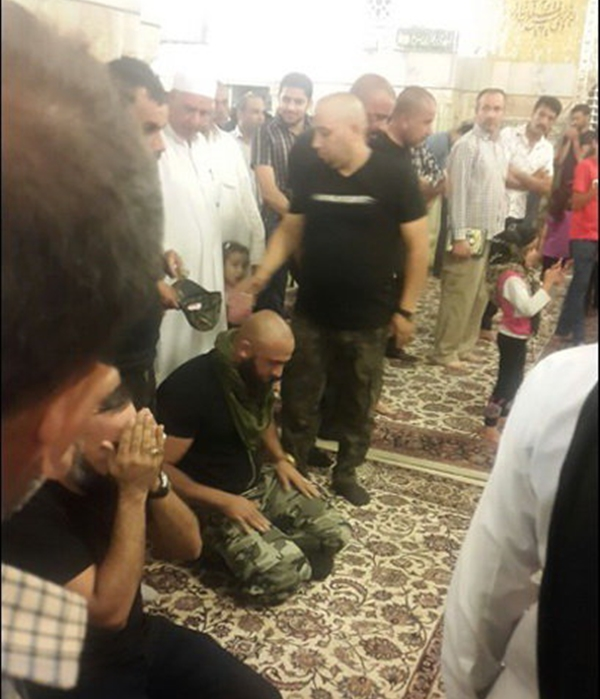 Abu azrael religion