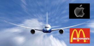 Boeing-Apple-Macdonalds