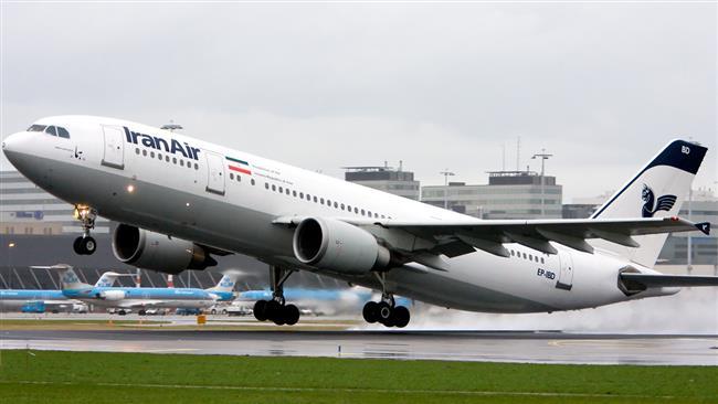 Iran Air-Plane