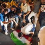 Iranians celebrate nuclear031