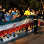 Iranians celebrate nuclear033