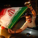 Iranians celebrate nuclear096