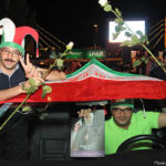 Iranians celebrate nuclear11