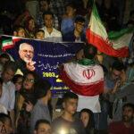 Iranians celebrate nuclear1884