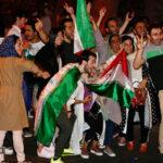 Iranians celebrate nuclear2f