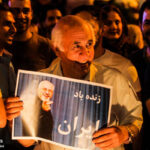 Iranians celebrate nuclear90