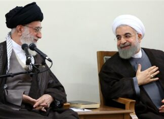 Leader-Rouhani