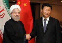 Rouhani-China