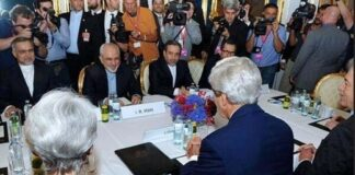 Talks-zarif kerry