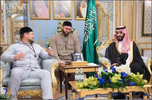 Saudi Arabia reaches out to Chechnya (PHOTOS)