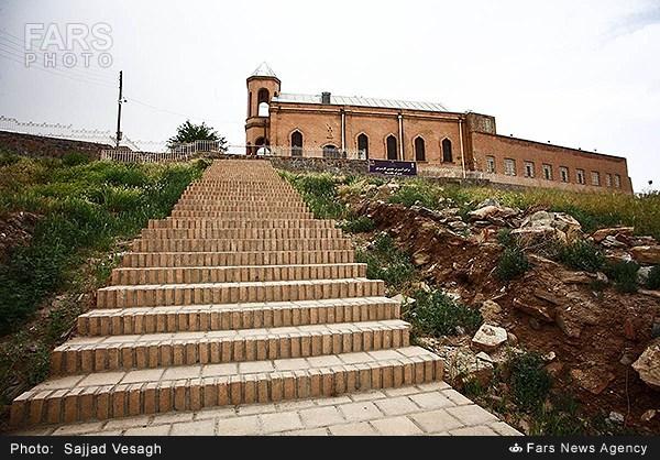 Stepanos Church in Western Iran