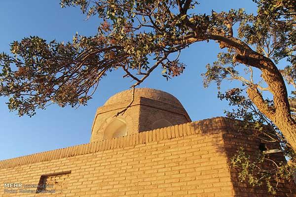 Tomb of Bozorgmehr