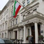 Iran embaccy london