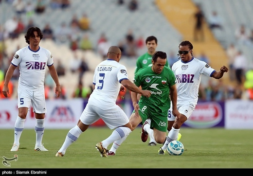 Iran team- all stars