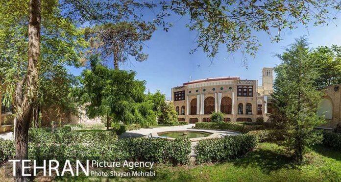 Kazemi Mansion0