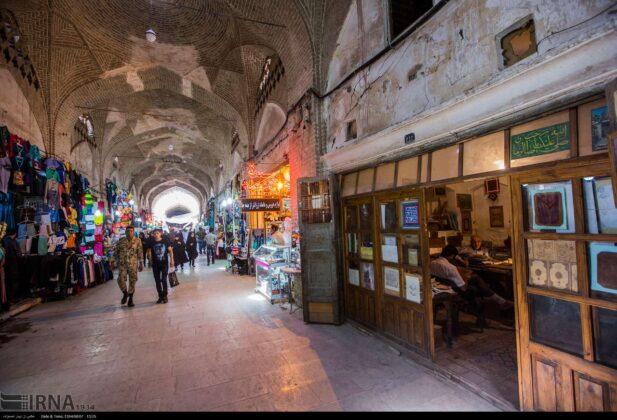 Kerman Bazaar in southern Iran (1)