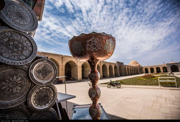 Kerman Bazaar in southern Iran (7)