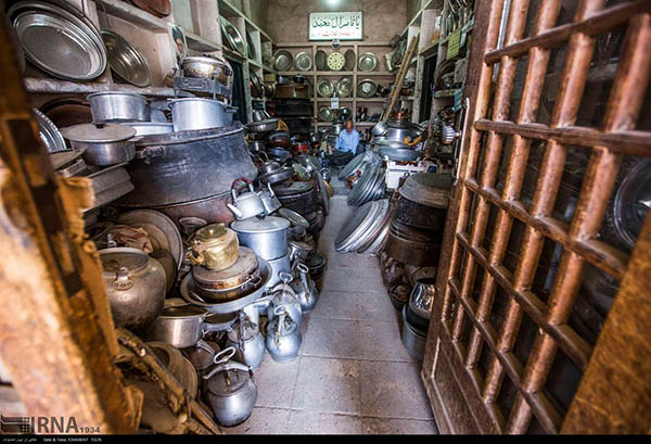 Kerman Bazaar19