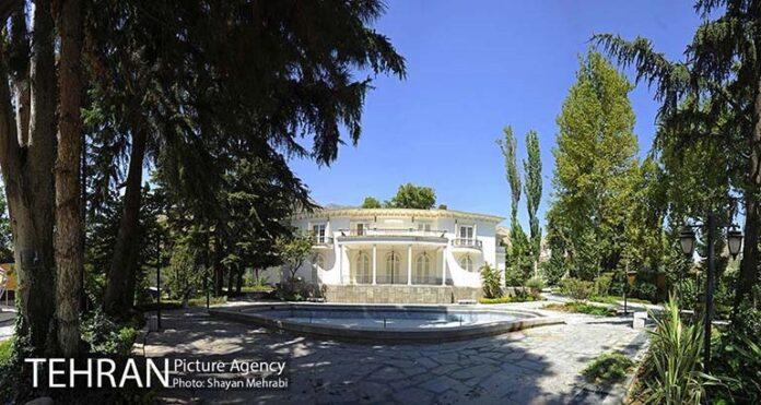 Khosrowshahi Garden0