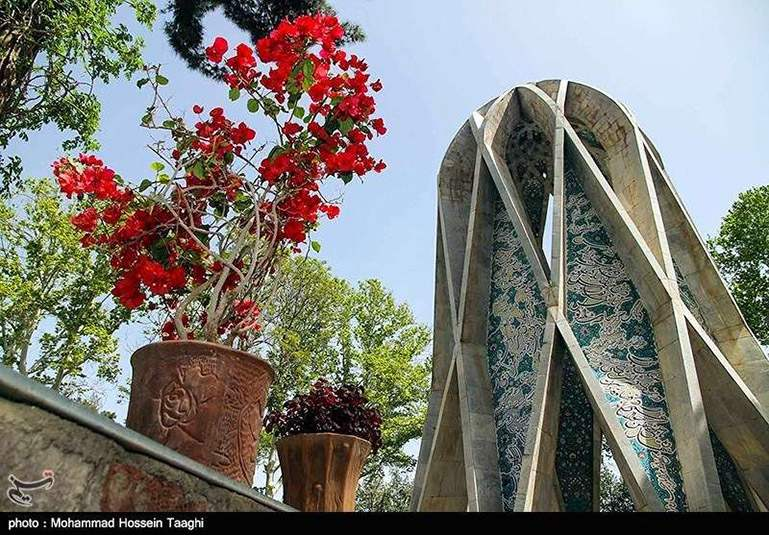 Iran in Photos: Tomb of Omar Khayyam