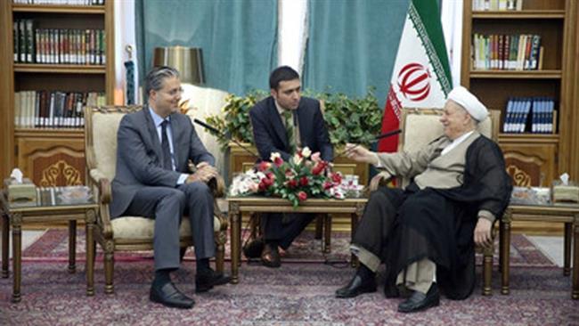 Rafsanjani-Turkey