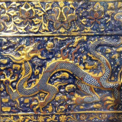 Ilkhanid Tiles