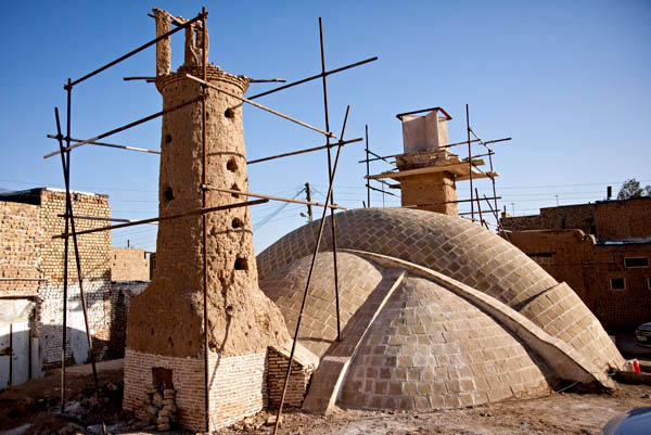 Old Iranian Structures