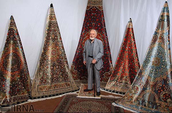 hand-woven carpet0