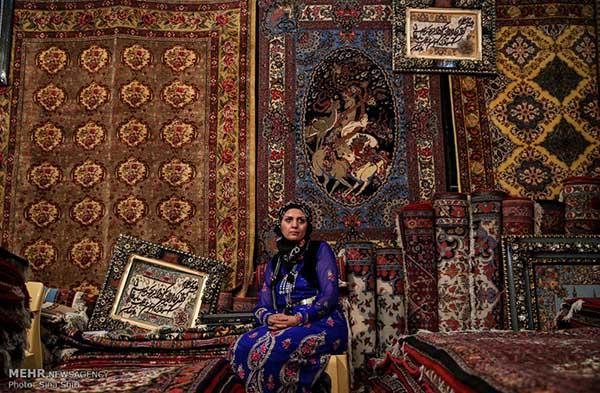 hand-woven carpet14