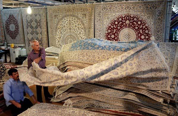 hand-woven carpet18