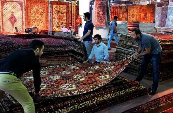 hand-woven carpet19