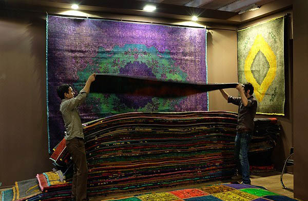 hand-woven carpet20